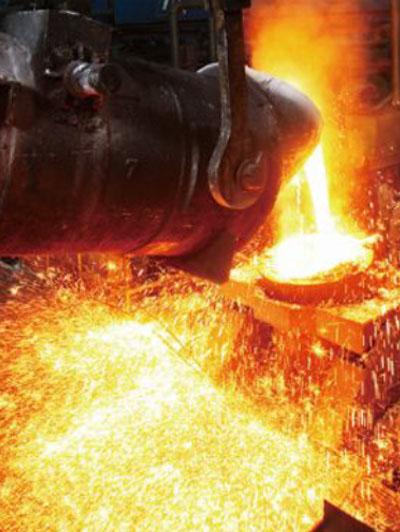 Smelting application