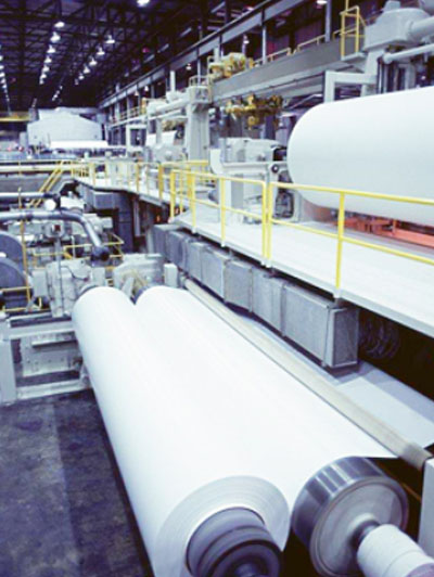 Papermaking field